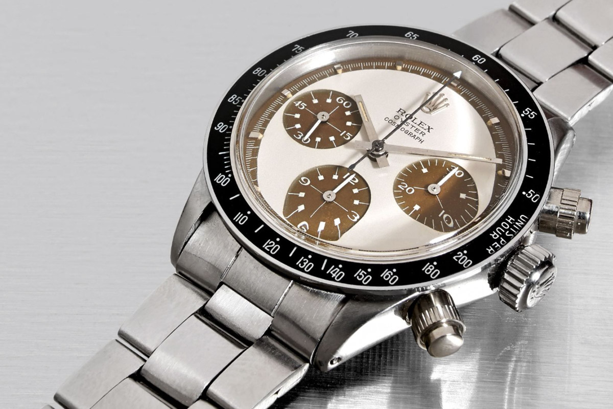 The Ultimate Rolex Daytona 6263 Paul Newman Tropical Coffee to be auctioned today – Insane or Justified?