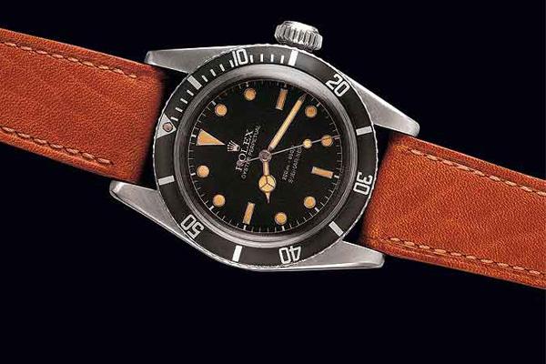 Rolex Subamriner James Bond 6536