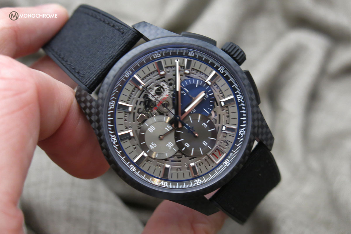 Zenith El Primero Lightweight (Photos, specs and price)