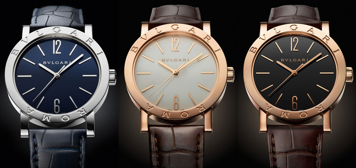 Bvlgari Roma 130th Anniversary Limited Edition