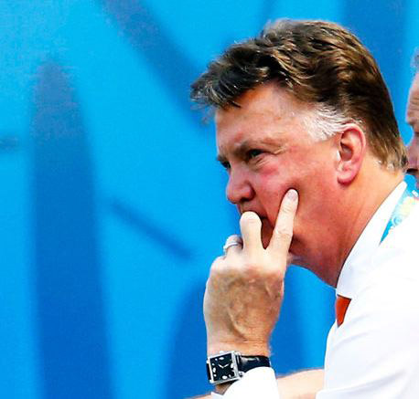 FOUND: Dutch Coach Louis Van Gaal's Watch – a Rare Christiaan van der Klaauw Pendulum and We Found One