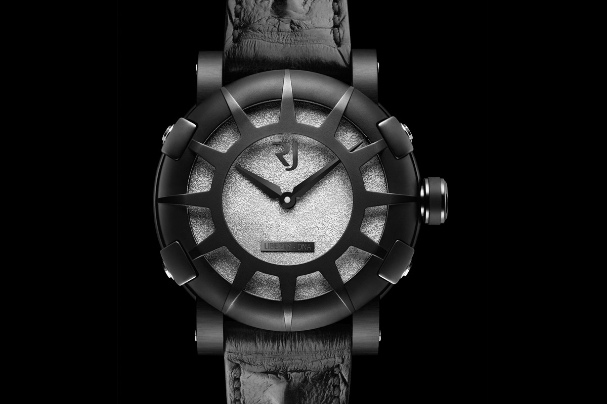 Romain Jerome Liberty DNA black