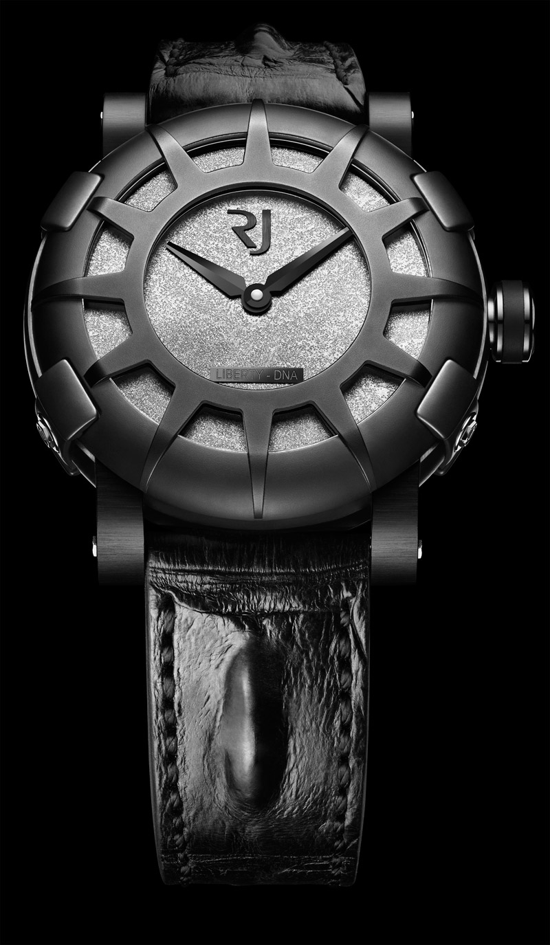 RJ-Romain Jerome Liberty DNA Black