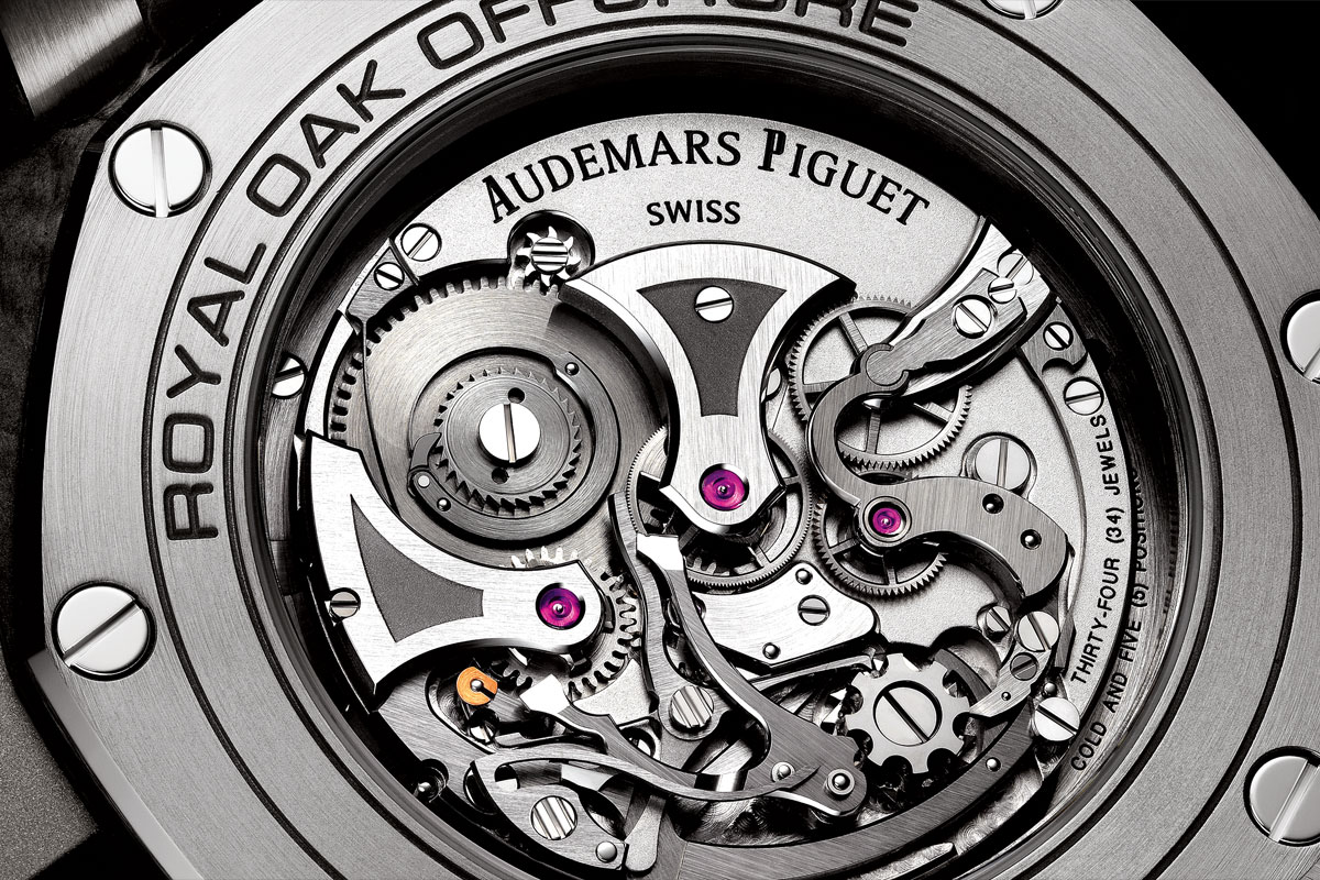 Audemars Piguet Royal Oak Offshore Self Winding Tourbillon Chronograph