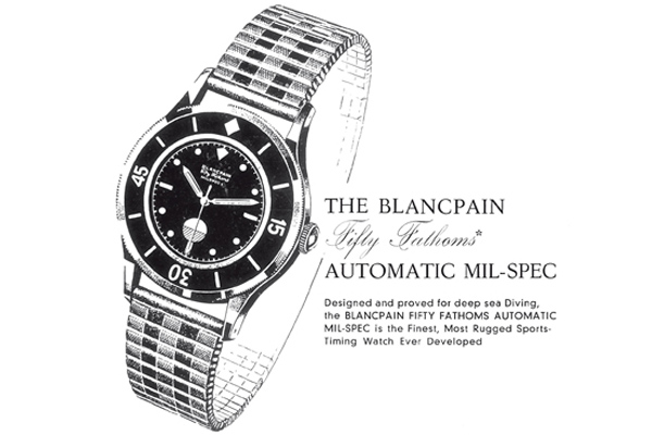 Blancpain Fifty Fathoms - 4