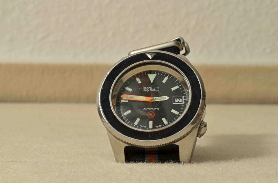 Blancpain Fifty Fathoms Bund 3H
