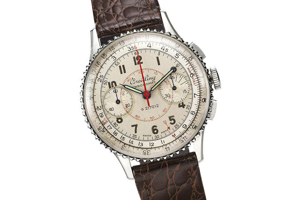 WatchTime Wednesday: Breitling in 5 milestone watches