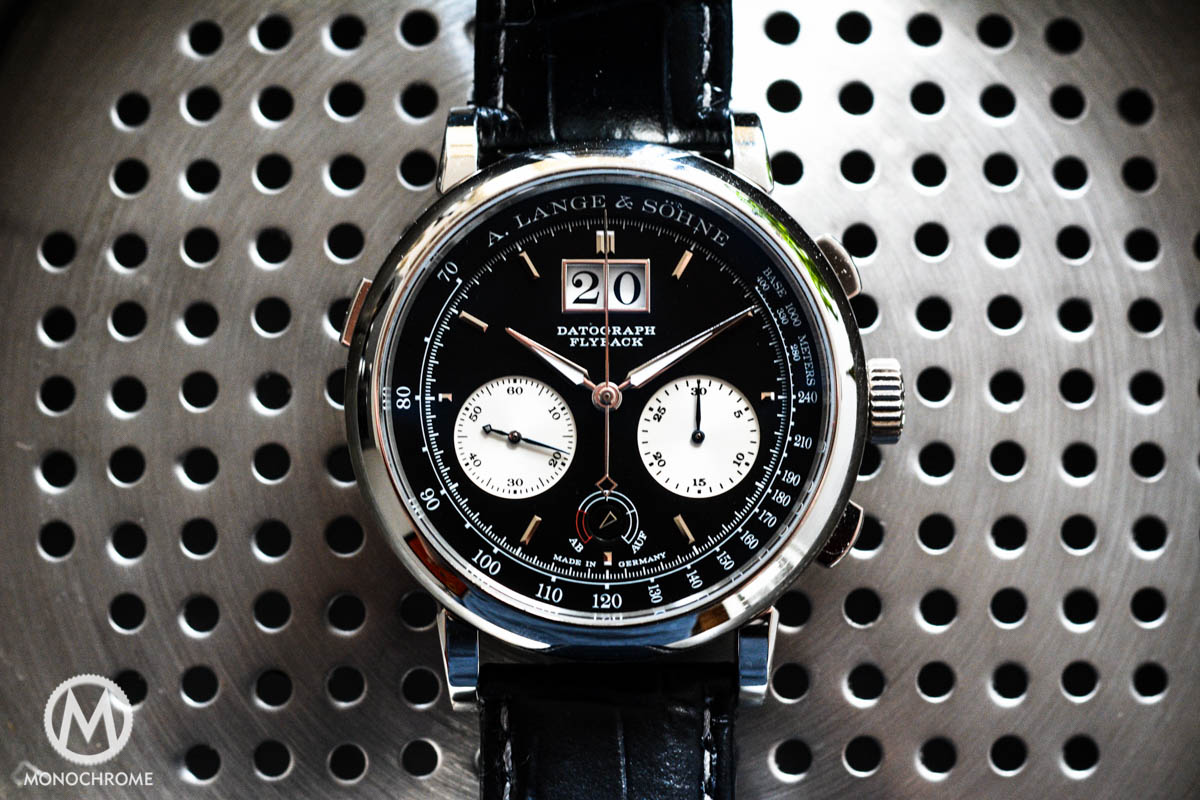 A. Lange & Söhne Datograph Up Down – REVIEW with exclusive photos, price and specs