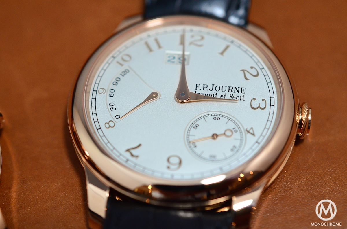 FP Journe Octa Power Reserve Gold Dial - 1