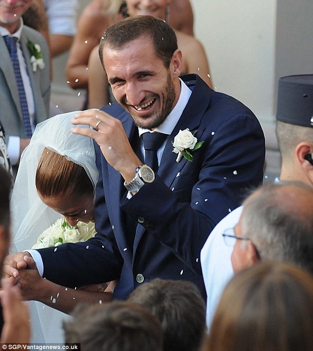 Watching Celeb Watches – Giorgio Chiellini