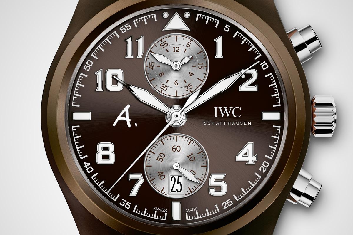 IWC Pilot Chronograph Edition Saint-Exupery 'The Last Flight'