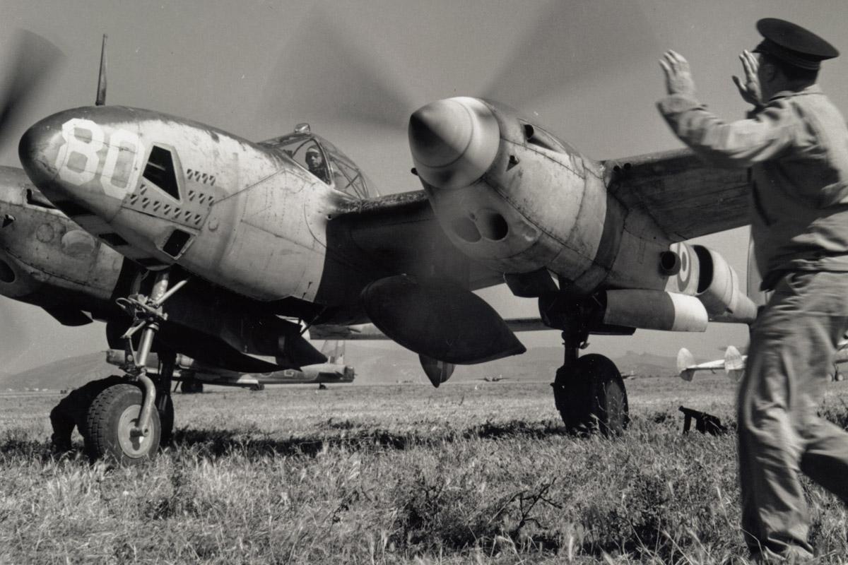 Antoine de Saint-Exupery's last flight in 1944