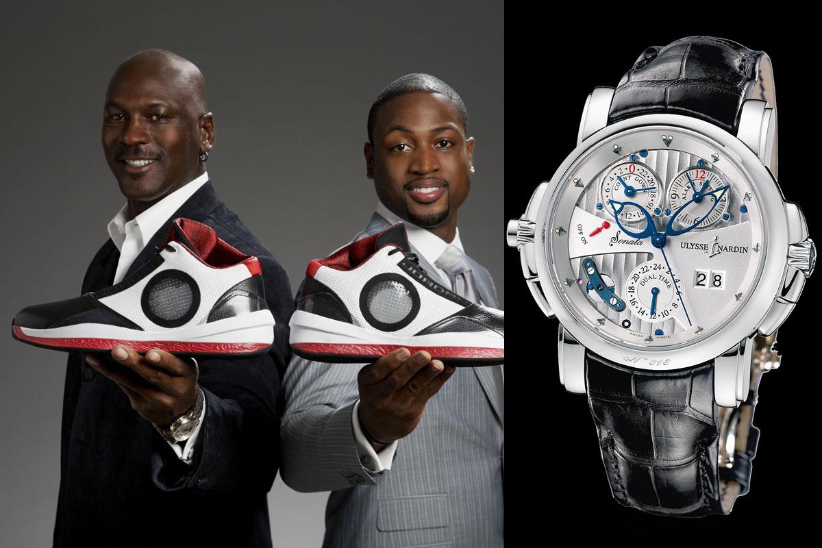 Watching Celeb Watches – Michael Jordan Sporting Some Rare Pieces