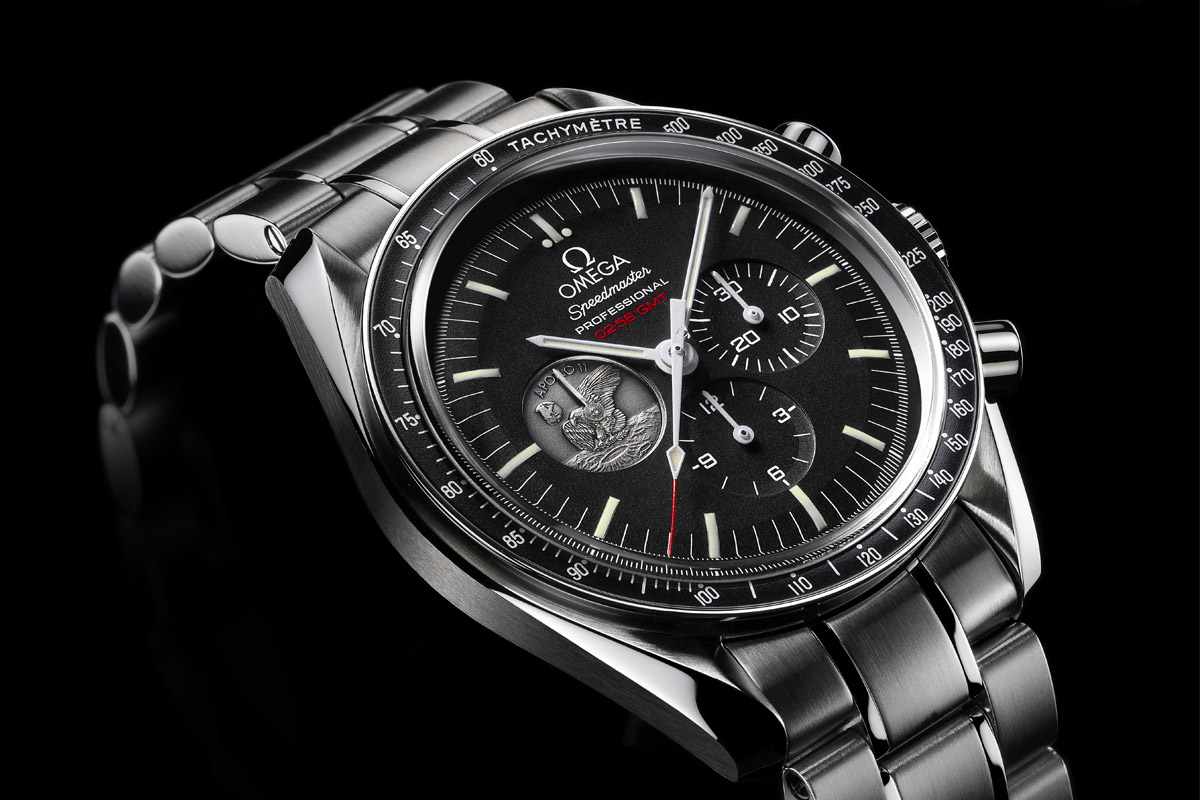 Omega Speedmaster Apollo