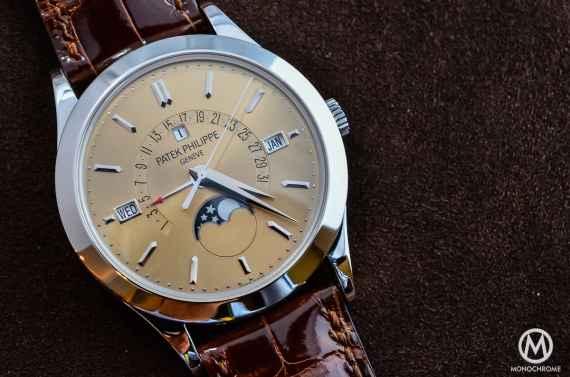Patek Philippe 5496P-014 Perpetual Calendar Retrograde - 4