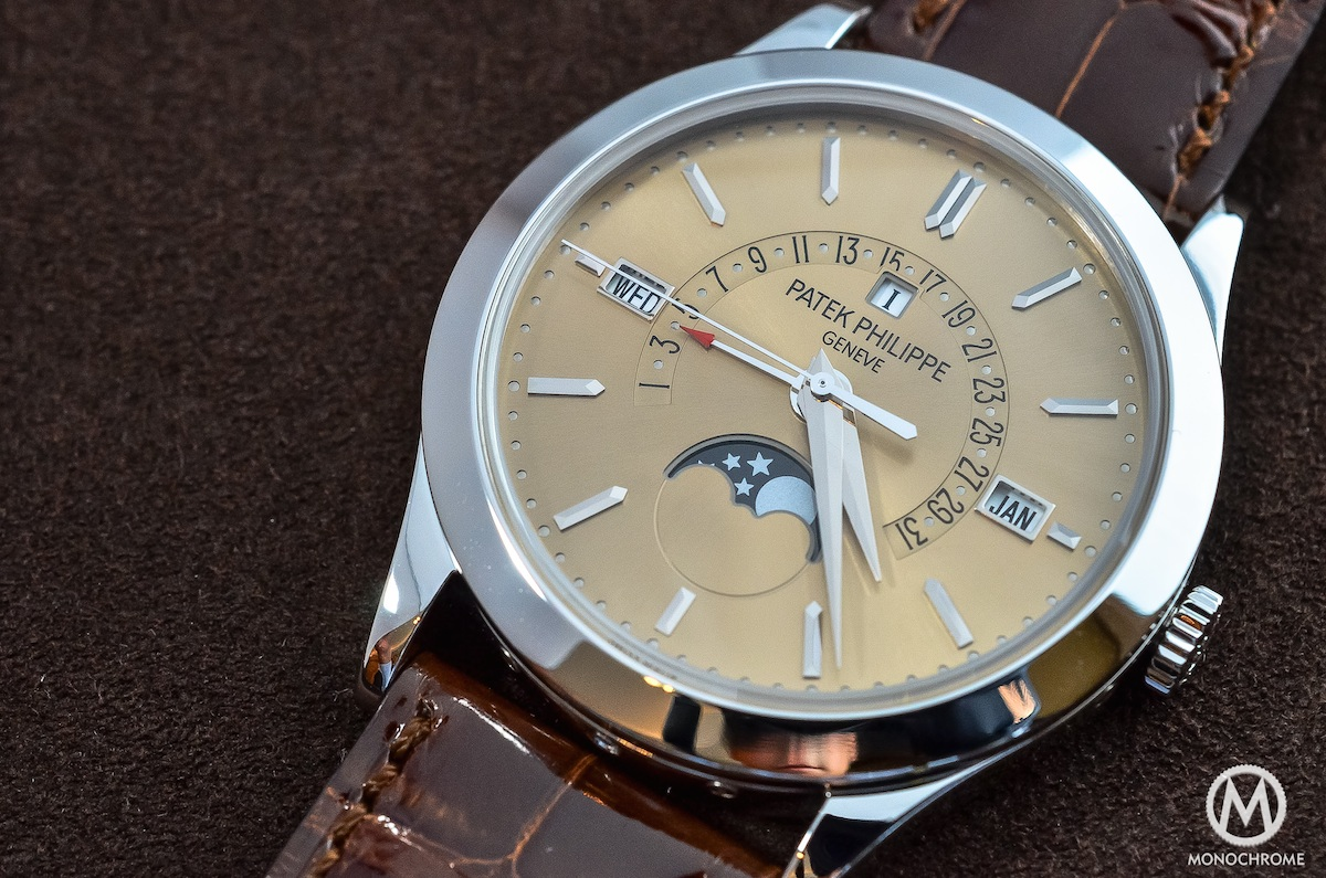 Patek Philippe 5496P-014 Perpetual Calendar Retrograde – Hands-on Review (live photos, specs and price)