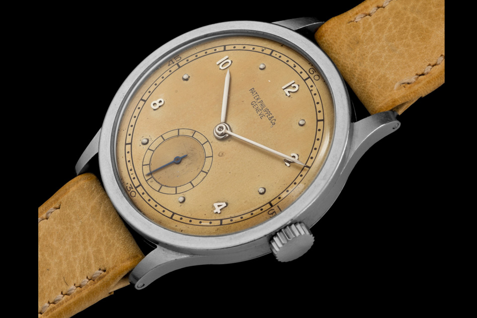 Cool finds: 3 very rare STEEL vintage watches from Patek, Rolex and Vacheron