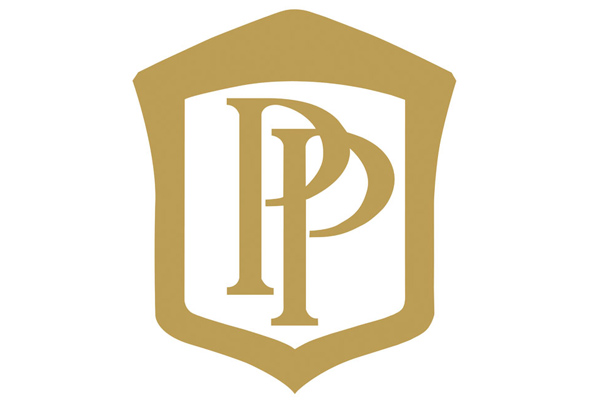 The Patek Philippe Seal, recognizable with the double P