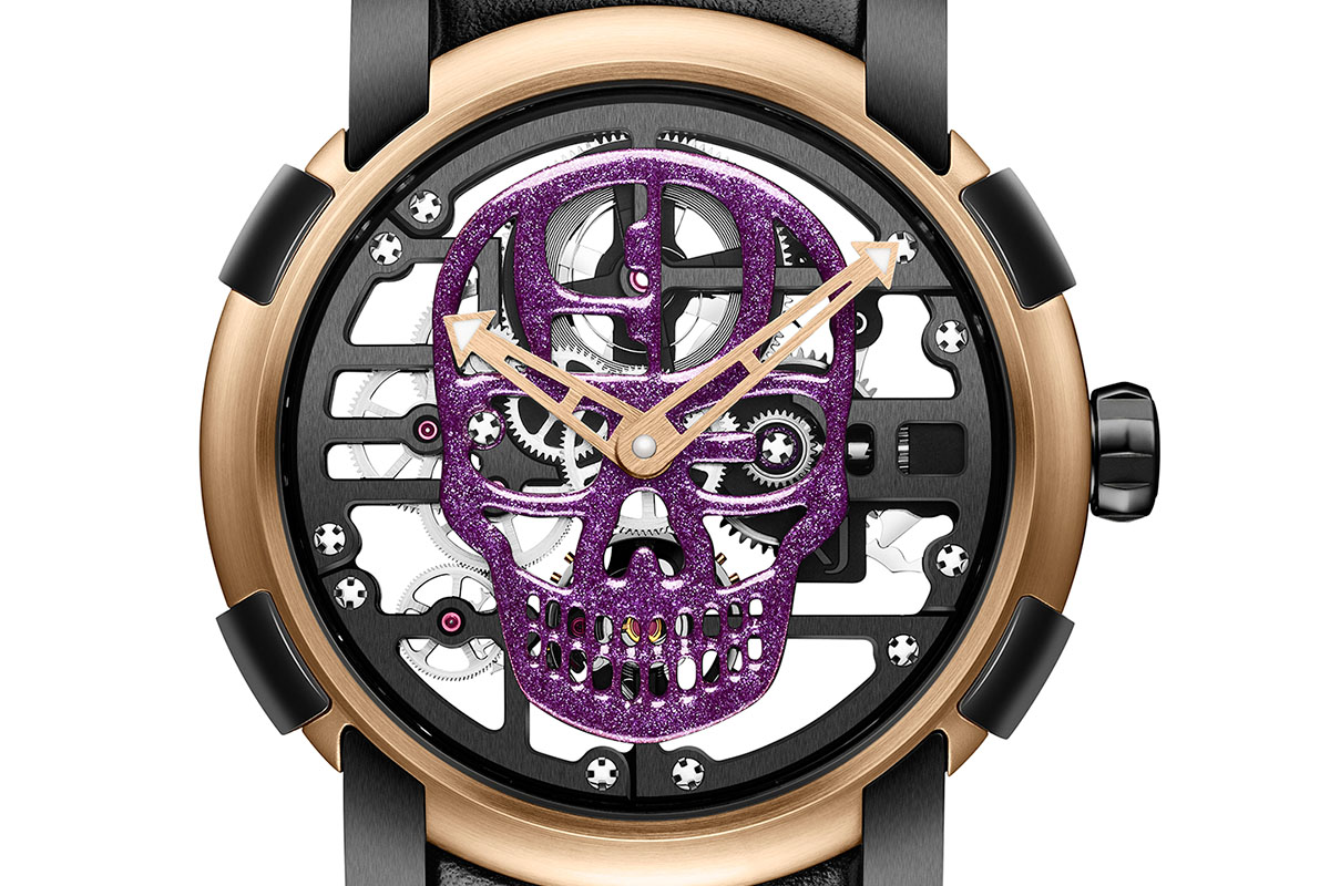 RJ Romain Jerome H9C-DNA – Bad to the bone
