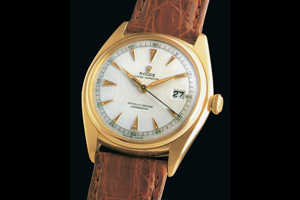 WatchTime Wednesday: The History of the Rolex Datejust