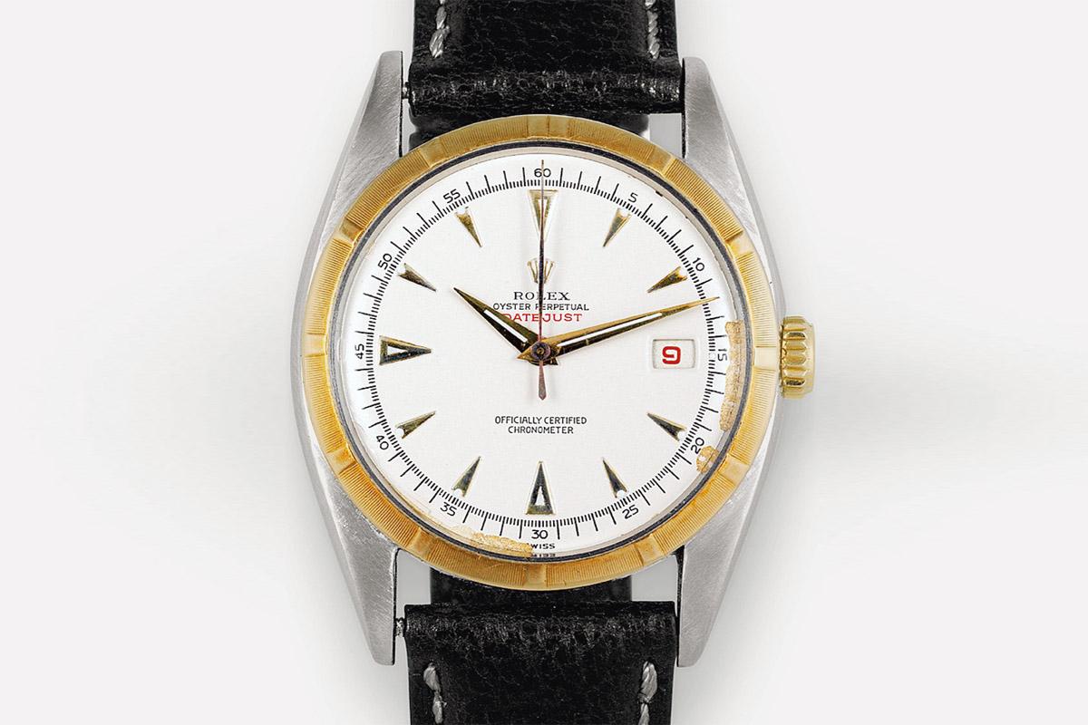 Rolex Datejust 1950 two tones