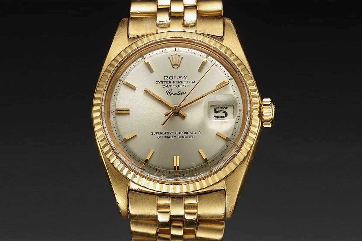 WatchTime Wednesday: The History of the Rolex Datejust ...