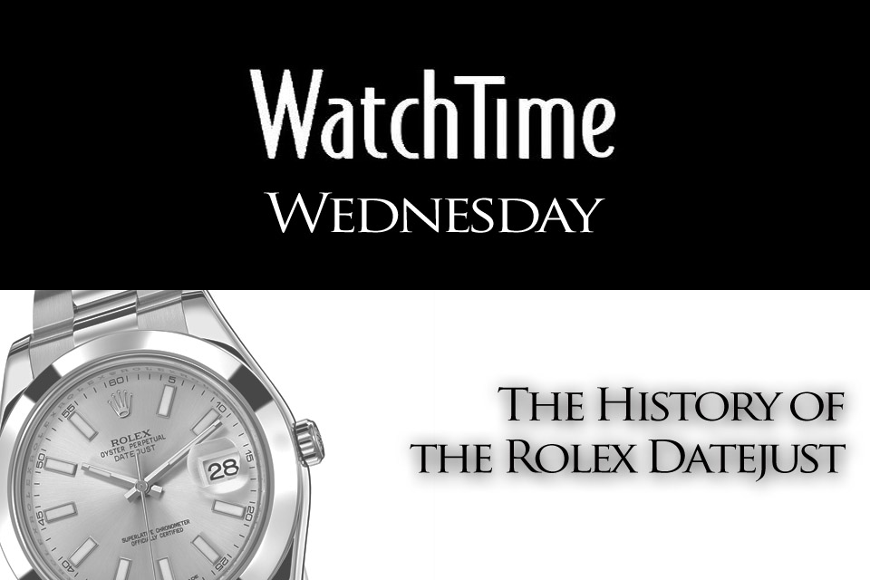 a history of rolex watches � 408inc blog