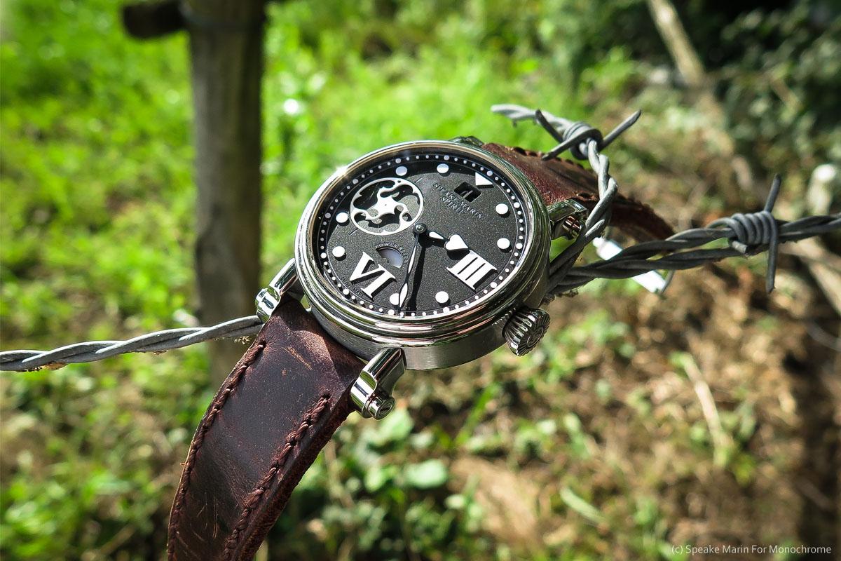 Speake Marin Spirit Wing Commander - 7