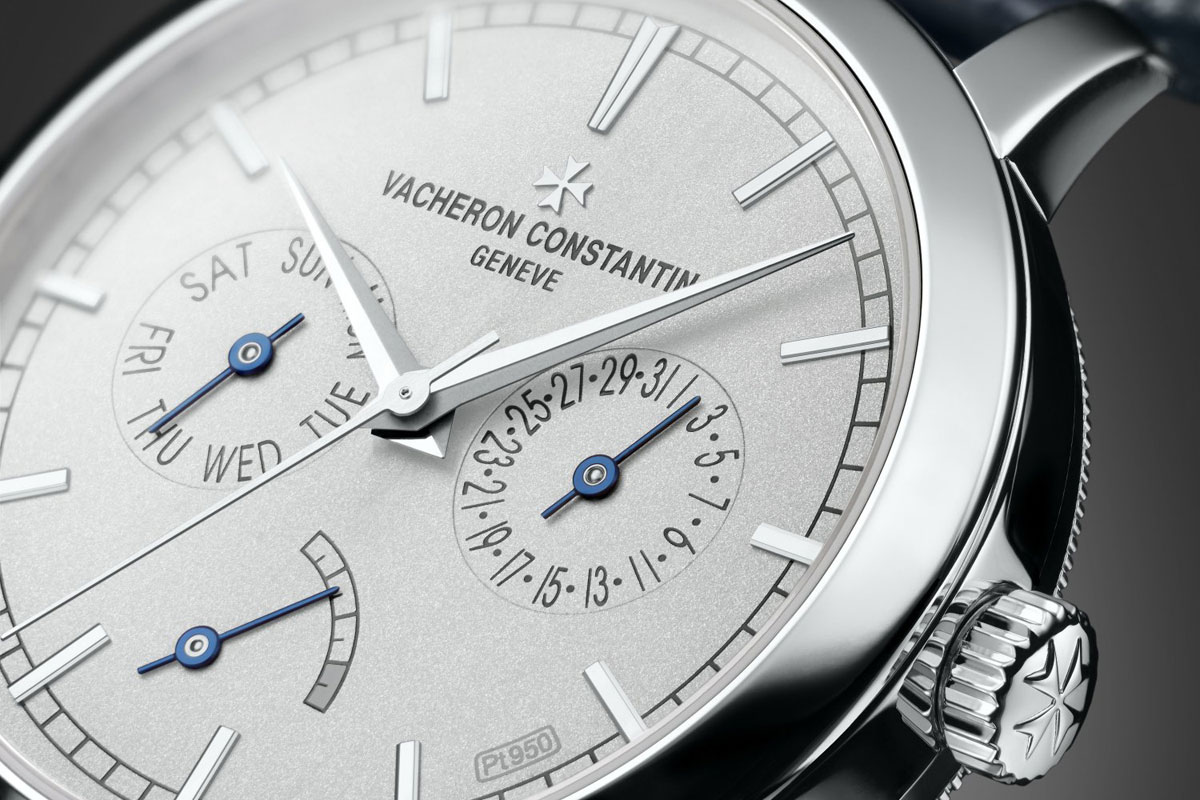 Introducing the Vacheron Constantin Traditionnelle Day-Date and Power Reserve Collection Excellence Platine