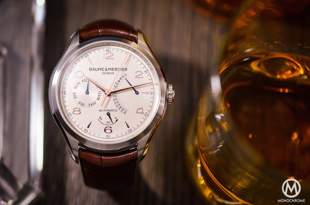 Baume & Mercier Clifton Retrograde Date – Full Review