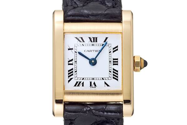 1920s Cartier Tank Normale