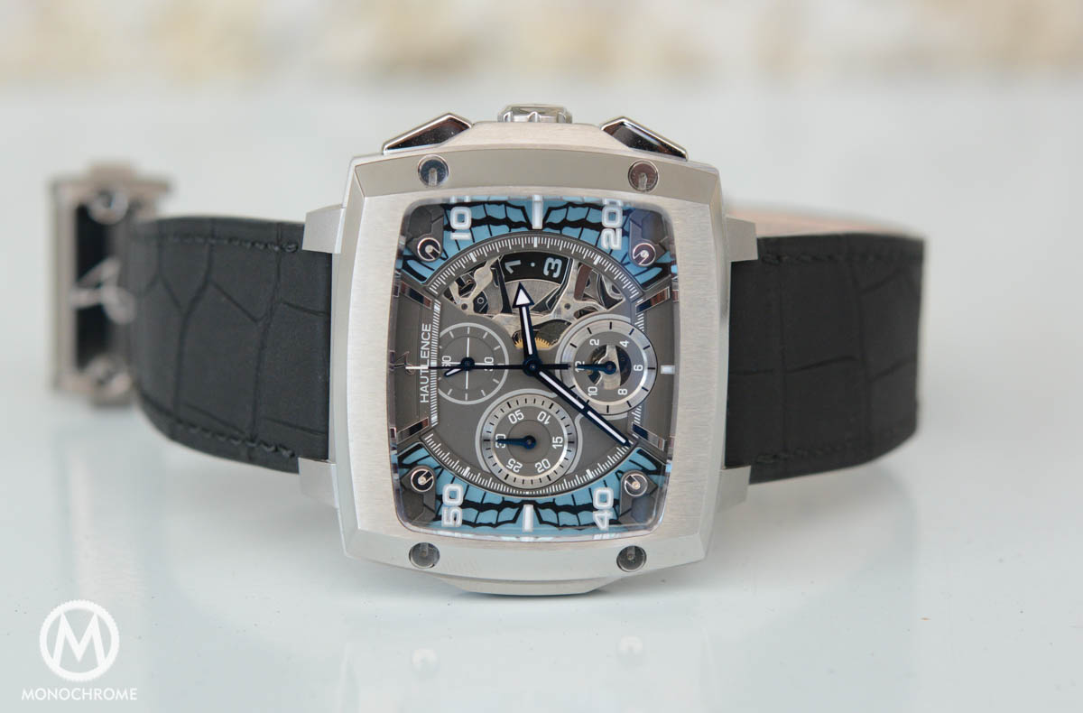 Hautlence Invictus Morphos Limited Edition of 250 pieces