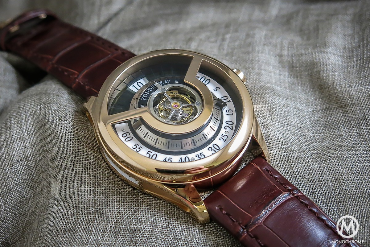 Fonderie 47 Inversion Principle – Limited Edition in Red Gold (LIVE Photos & Price)