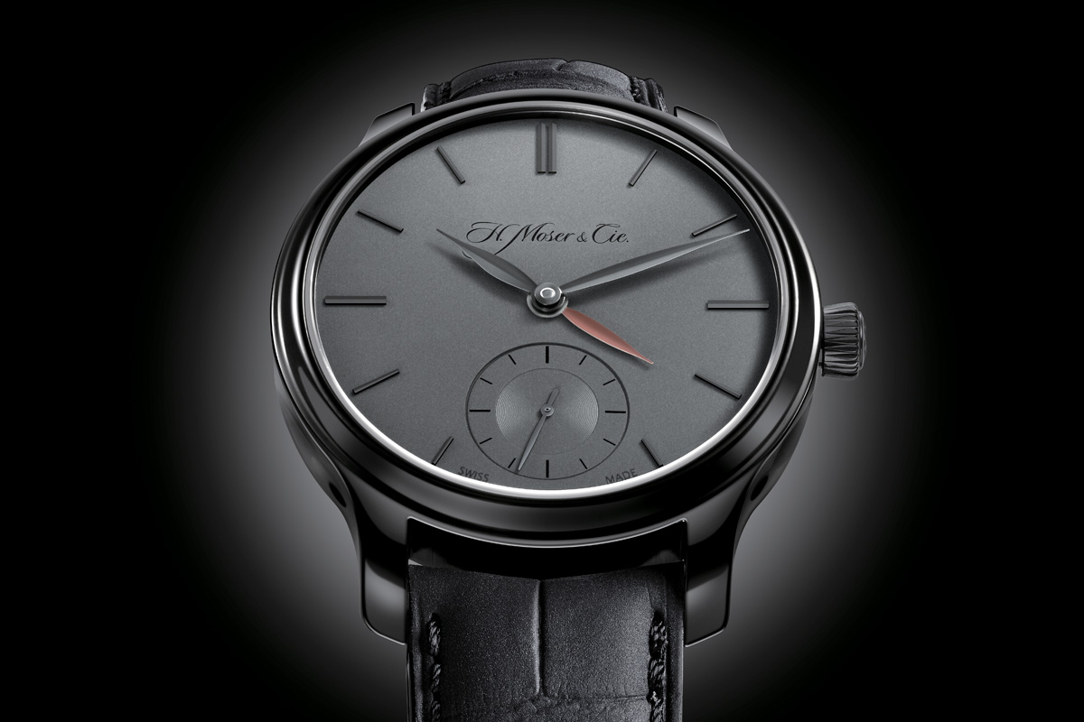 H. Moser & Cie Endeavour Dual Time Special Edition