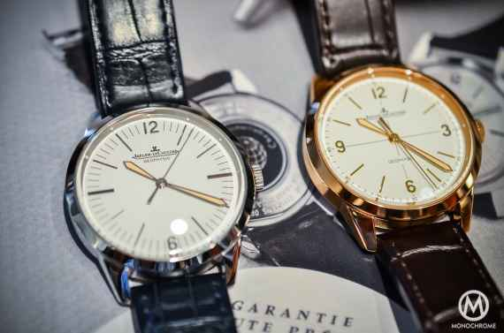 Jaeger Lecoultre Geophysic chronometer tribute 2014 collection - 5