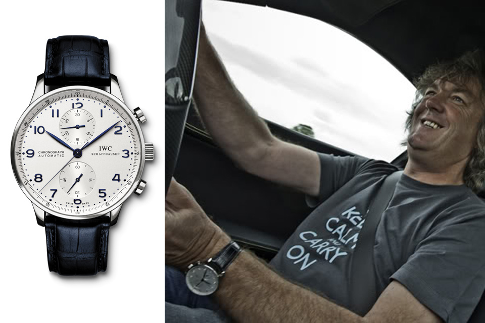Watching Celeb Watches: TOP GEAR's Jeremy Clarkson ...