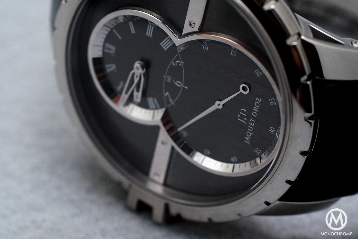 Jaquet Droz Grande Seconde SW – Full Review (live photos, specs and price)