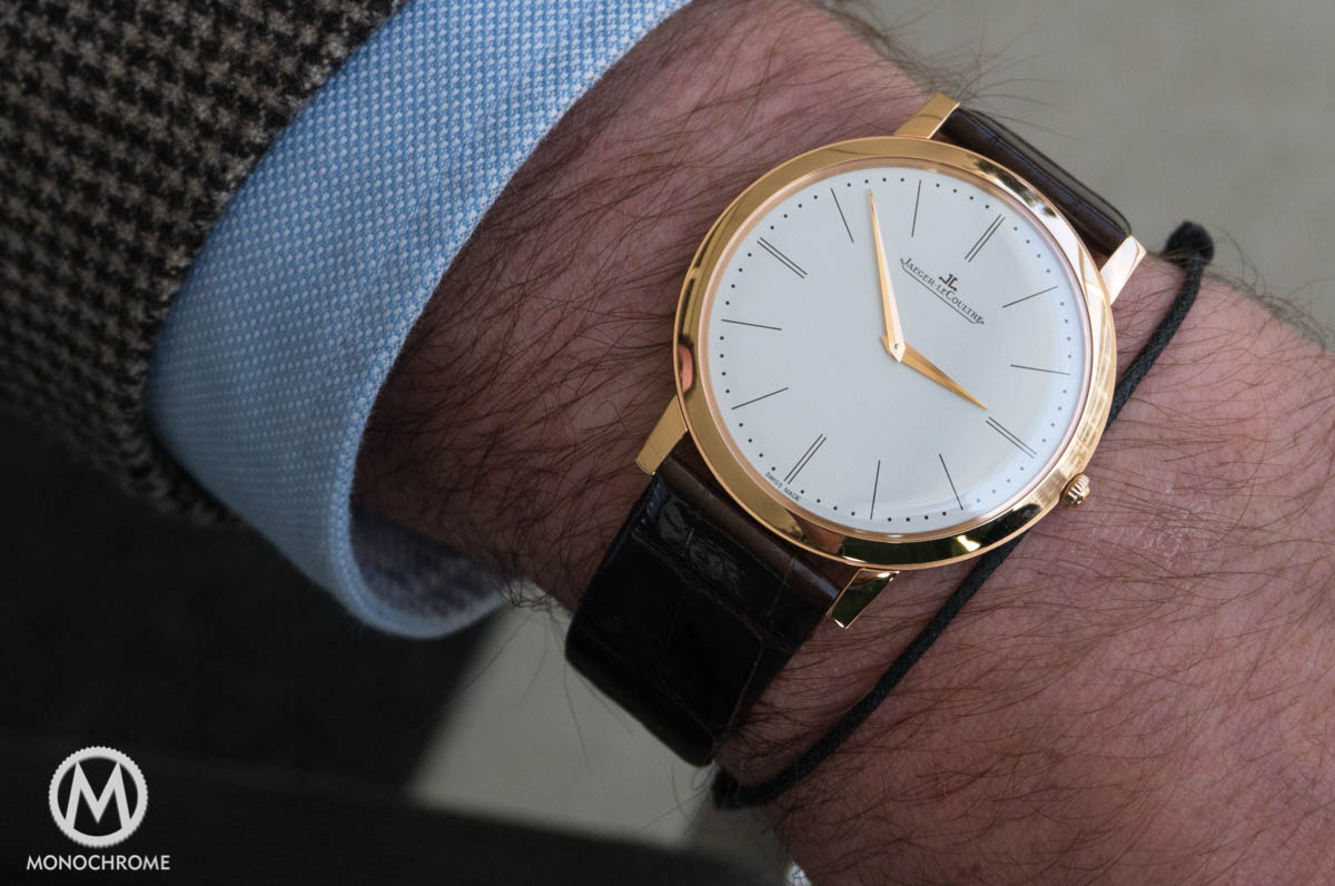Jaeger Lecoultre Master Ultra Thin 1907 Reviewed Live