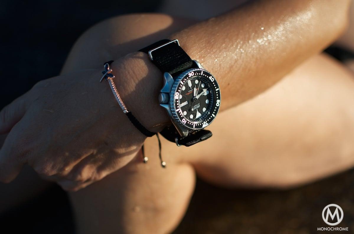 Seiko Skx 007 11 Monochrome Watches