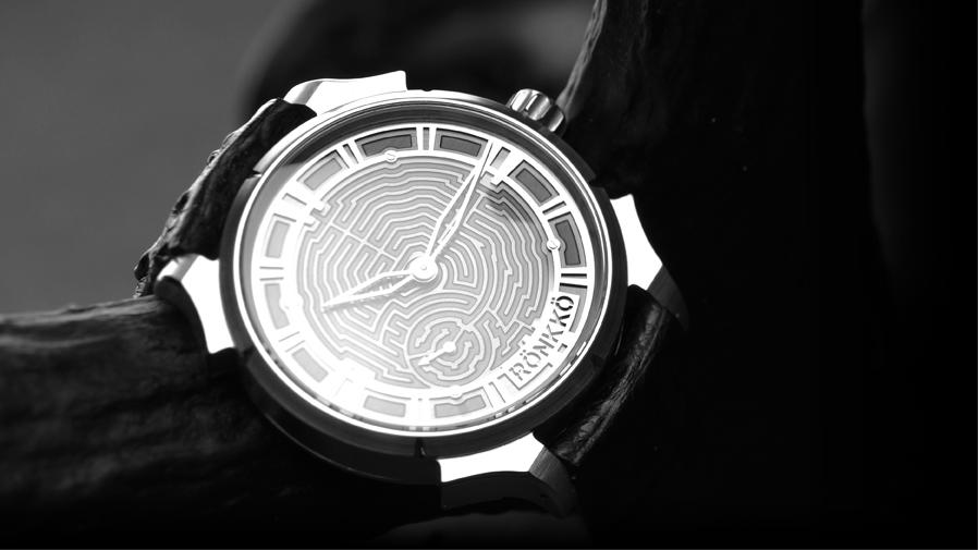 Weekly Watch Photo: Steel Labyrinth by Antti Rönkkö