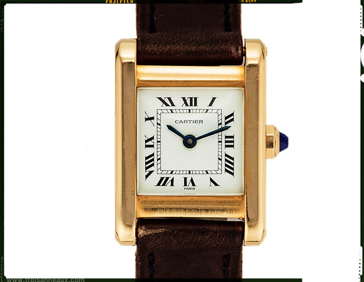 WatchTime Wednesday: The History of the Cartier Tank