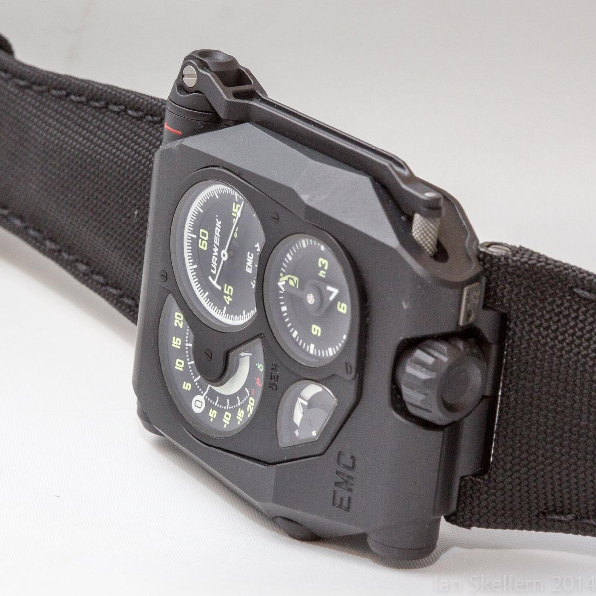 Introducing the URWERK EMC Black