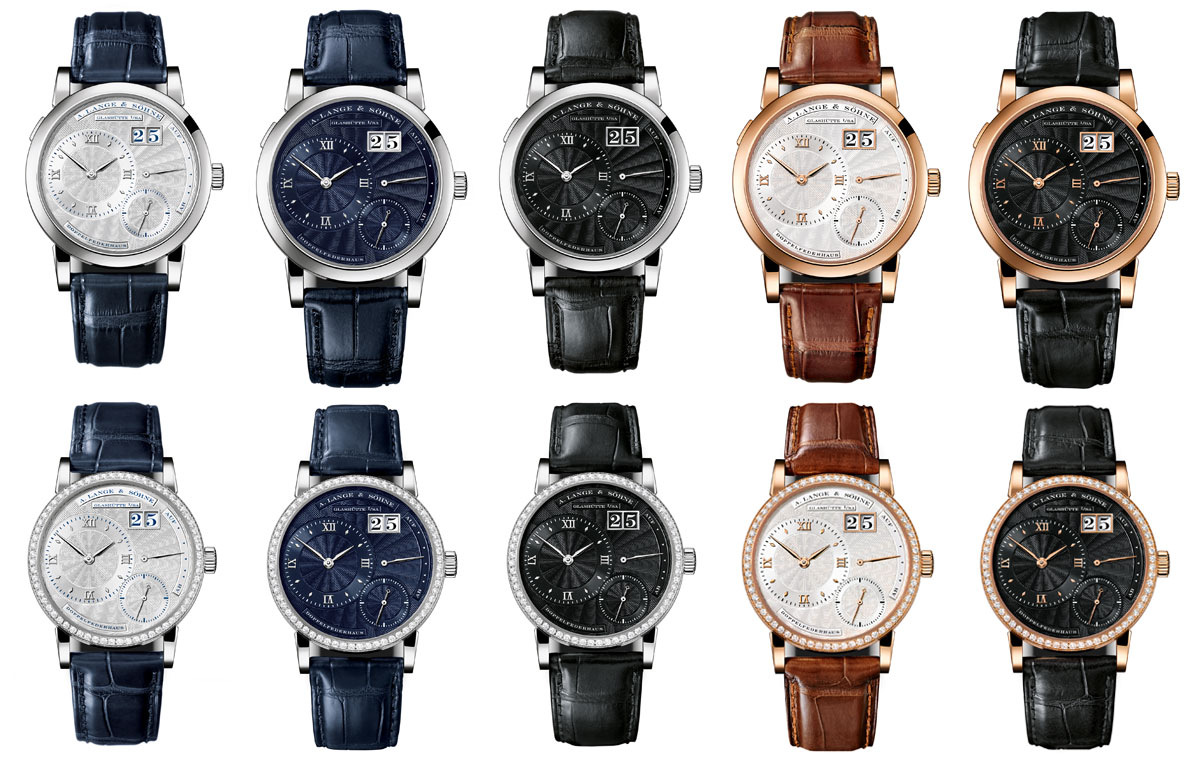 Introducing The A. Lange & Söhne Lange 1 20th Anniversary Set (Price & Specs)