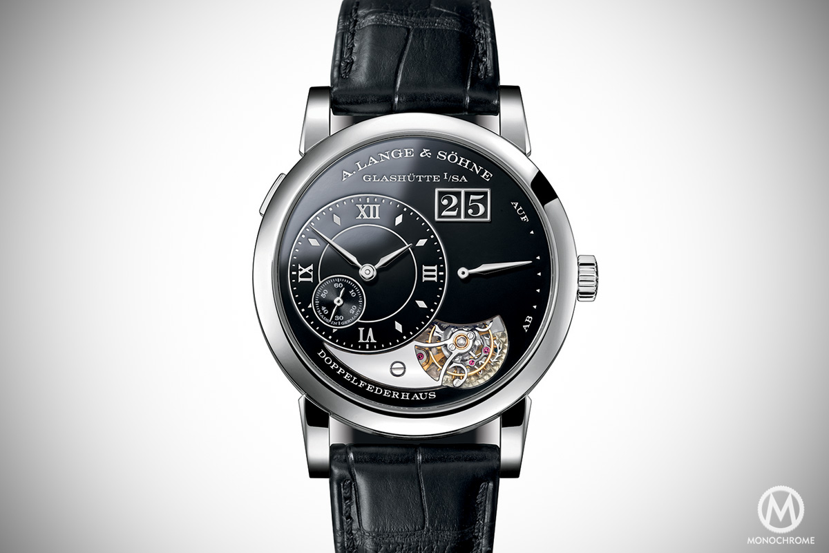 A. Lange and Sohne Lange 1 Tourbillon Handwerkskunst 20th anniversary limited edition