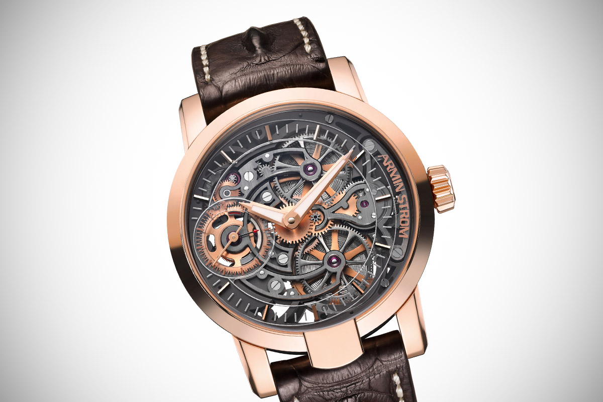 Introducing the Armin Strom Skeleton Pure Water & Fire (Specs and Price)