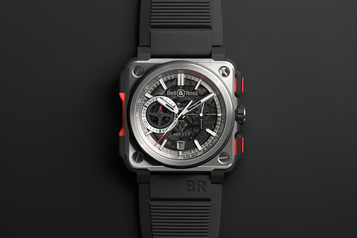 bell ross br x1 skeleton chronograph specs and price. Black Bedroom Furniture Sets. Home Design Ideas