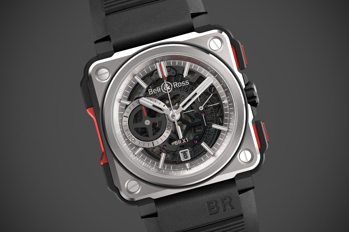 Bell & Ross BR-X1 Skeleton Chronograph – Specs and Price