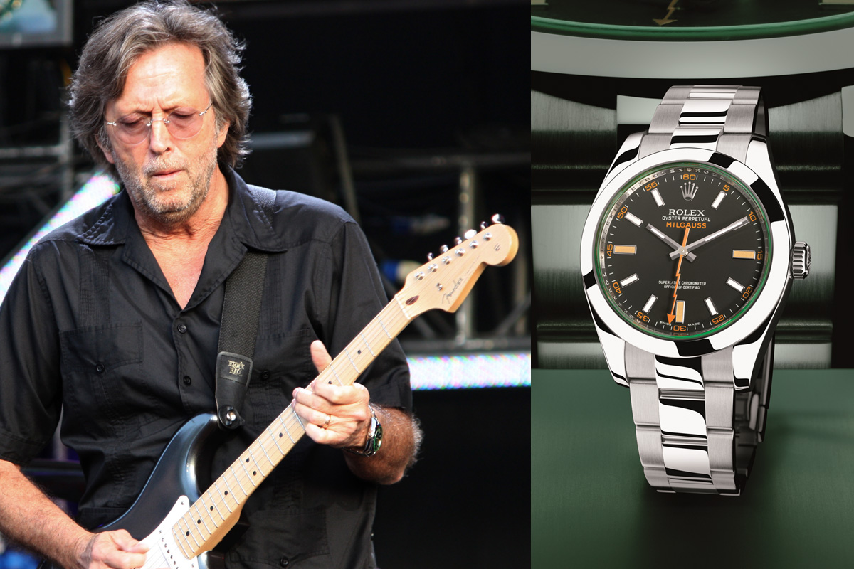 ferrari eric clapton with Watching Celeb Watches Eric Clapton on Steve Mcqueen Style The King Of Cool additionally Private Garage together with Multi Million Dollar Swap Shop Car Collection besides Ferrari J50 Unveiled also Rolls Royce Phantom V Psychedelic Tout John Lennon Dans Une Voiture.