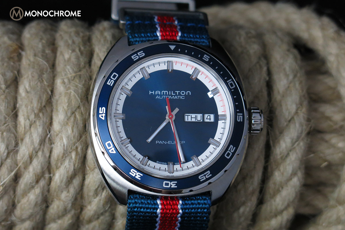 Hamilton Pan Europ Automatic – Full Review (Live photos, specs and Price)