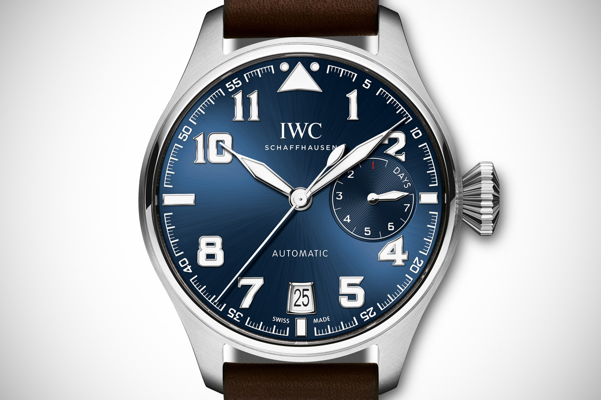 Introducing the IWC Big Pilot Watch Edition 'Le Petit Prince'